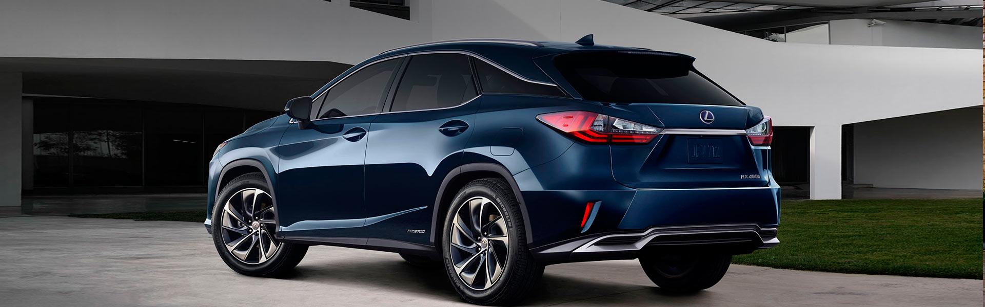 Капитальный ремонт Lexus RX